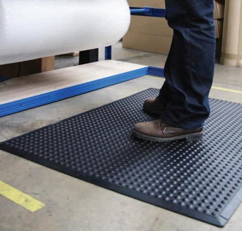 Reliable Electrical Insulated Rubber Mats