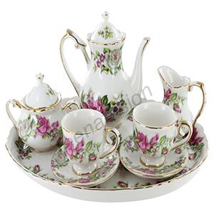 Crockery Tea Set