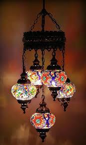 Decorative Mosaic Hanging Ball