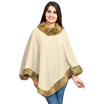 Womens Poncho Top