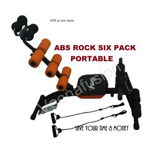 Abs Six Pack Exercising Machine