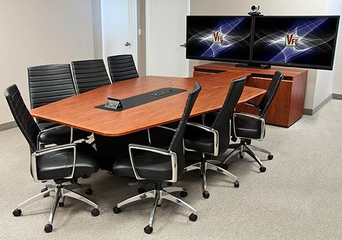 Video Conferencing Tables