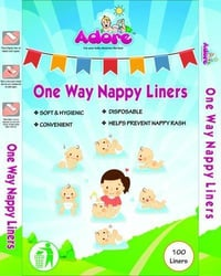 One Way Nappy Liners