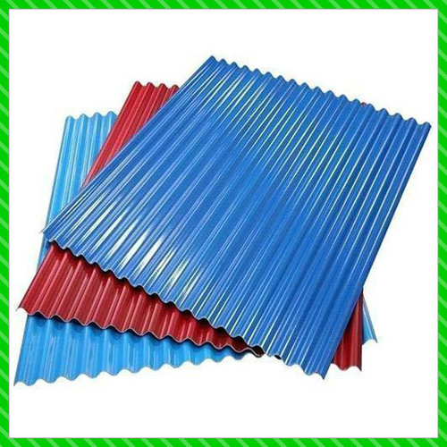 Rough Color Coated Roofing Sheets in  Miyapur