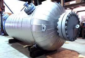 Cladded Pressure Vessel in   GIDC