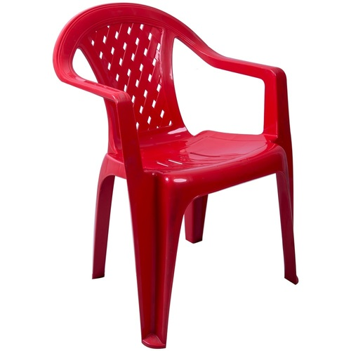 Plastic Arm Chair
