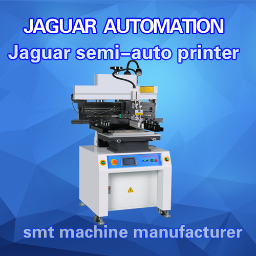 Automatic SMT Screen Printing Machine