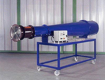 Laboratory Boundary Layer Apparatus