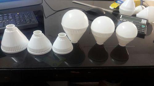 Pc Body Led Bulb Case