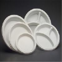 Thermocol Paper Plate