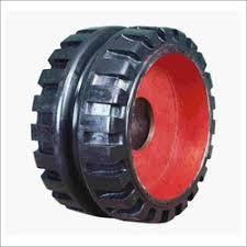Solid Paver Tyre
