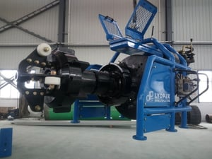 Pipe And Tube Beveling Machine