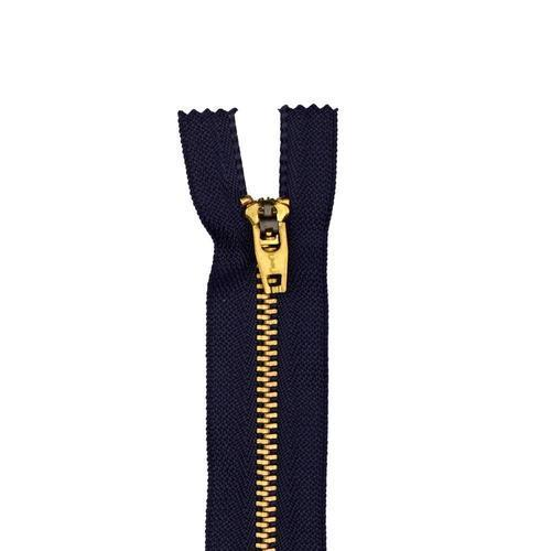 Metal Jeans Zipper