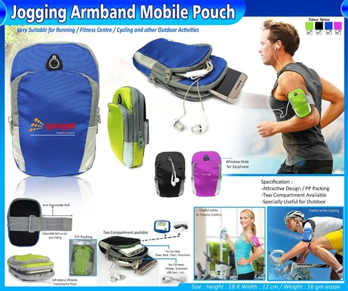 Mobile Holder With Arm Band