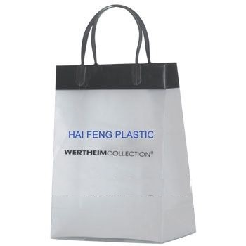 Offset Printing Plastic Shopping Bag