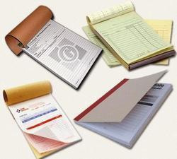 Bill And Account Books