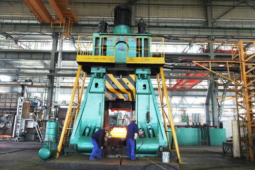 Hydraulic Close Die Forging Hammer