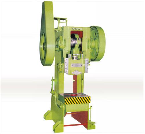 C Frame Power Press Machine in Howrah, West Bengal - BENGAL METAL TOOLS