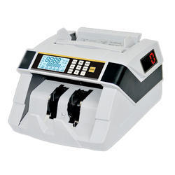 Note Counting And Fake Note Detector