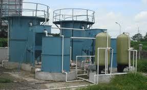 STP Plant in  Badarpur