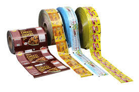 Printed Packaging Rolls in  Ambernath