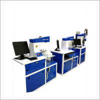 Automatic Laser Marking System