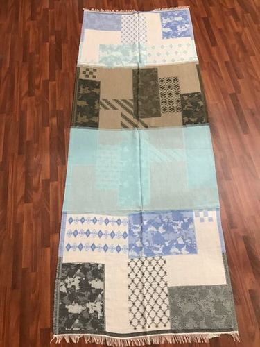 Designer Cotton Jacquard Shawls