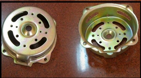 Durable Motor Fan Cover