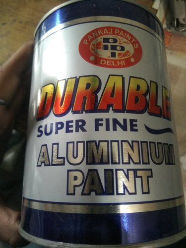 Durable Super Fine Aluminum Paint