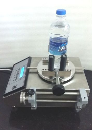 Rugged Bottle Cap Torque Tester in  Hanuman Road-Ville Parle (E)