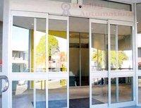 Motion Sensor Glass Doors