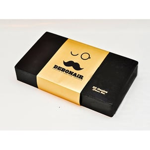 Customized Plastic Packaging Cigar Boxes