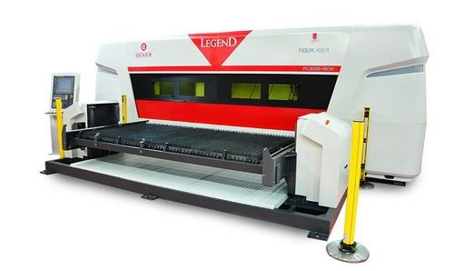 Dener Fiber Laser Cutting Machine Legend 3015-Fl1.5X3 Meters - 4Kw