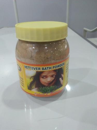 Vettiver Bath Powder