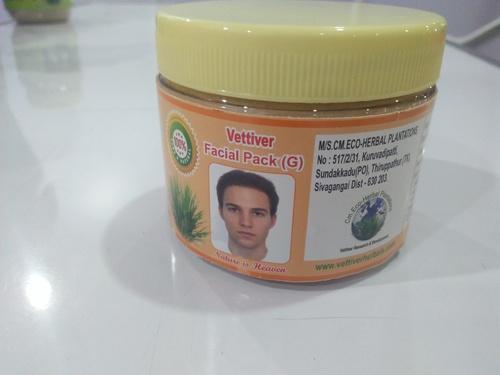 Vettiver Facial Powder