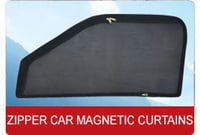 Zipper Magnetic Curtains