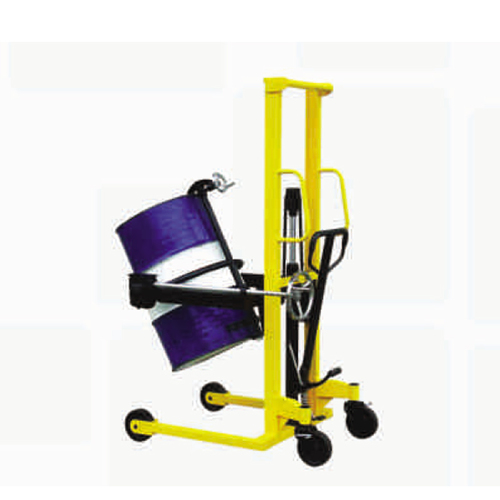 Manual Drum Lifter and Tilter