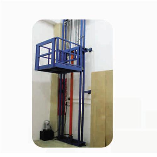 Single Mast Goods Lift