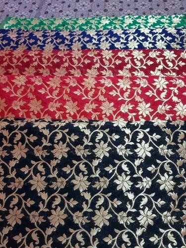 Fancy Brocade Fabric