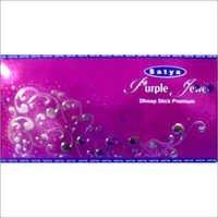 Purple Dhoop Sticks Premium