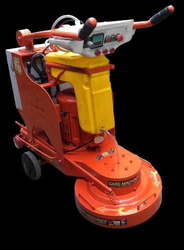 Concrete Floor Grinding And Polishing Machine