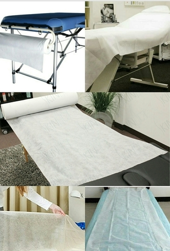 Disposable Bed Sheets Fabric For Spa And Hospitals In Fatehpuri
