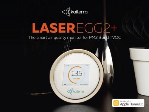 Laser Egg 2 Plus Air Quality Monitor