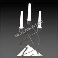 Triangular Candle Holder