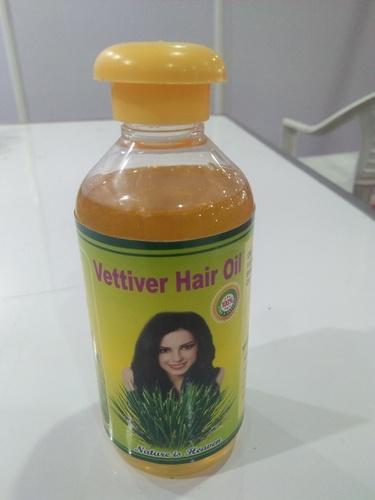 Vettiver Hair Oil