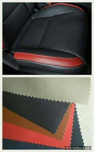 Car Seat Cover Leatherite