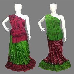 Gajji Silk Saree