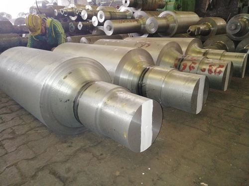 Alloy Steel Rolls for Rolling Mills