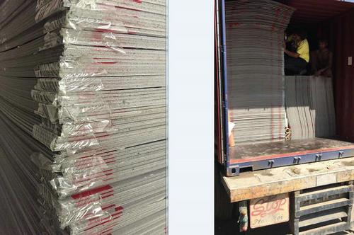 Aluminous Model Board Interior Wooden Wall Cladding Acp
