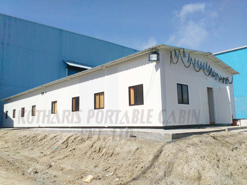 Industrial Puf Sandwich Panel Cabin